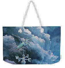 Bringing The Storm Weekender Tote Bag