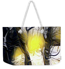 Brink Of Sun Weekender Tote Bag by Gayle Price Thomas