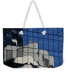 Brisbane Reflections Weekender Tote Bag