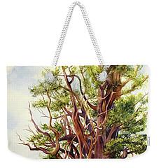 Bristle Cone Pine Weekender Tote Bag