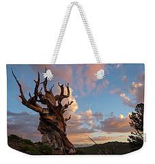 Bristlecone Pine Sunset Weekender Tote Bag