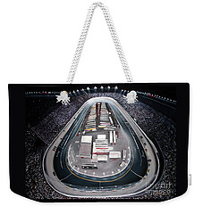 Bristol Motor Speedway Racing The Way It Ought To Be Weekender Tote Bag