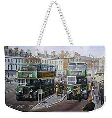 Bristols At Weymouth Weekender Tote Bag