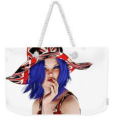 Brit Weekender Tote Bag