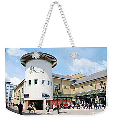 British Home Stores Branch In Hastings Weekender Tote Bag