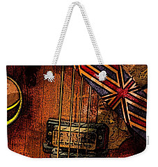 Weekender Tote Bag featuring the photograph British Invasion by John Stuart Webbstock