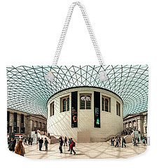 British Museum Weekender Tote Bag