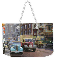 British Railways Austin K2 Weekender Tote Bag