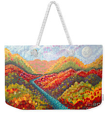 Brivant Weekender Tote Bag by Holly Carmichael