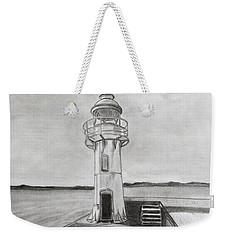 Brixham Lighthouse  Weekender Tote Bag
