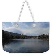 Broadmoor Lake2 Weekender Tote Bag