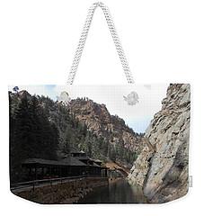 Broadmoor Seven Falls Weekender Tote Bag