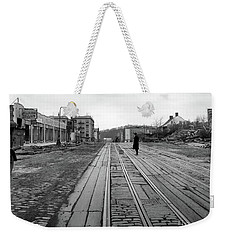 Broadway, 1928 Weekender Tote Bag by Cole Thompson