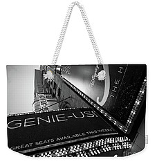 Broadway  -27868-bw Weekender Tote Bag