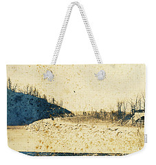 Broadway And Riverside Drive, 1905 Weekender Tote Bag by Cole Thompson