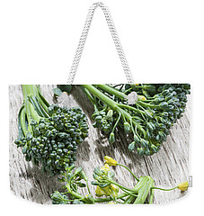 Broccoli Florets Weekender Tote Bag