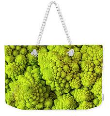 Broccoli Romanesco Weekender Tote Bag