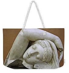 Broken Beauty Weekender Tote Bag
