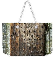 Broken Door Weekender Tote Bag