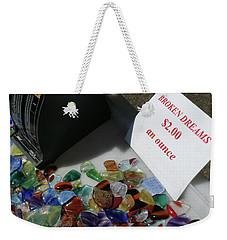 Broken Dreams For Sale Weekender Tote Bag