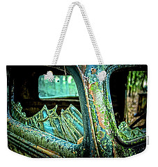 Broken Glass Weekender Tote Bag