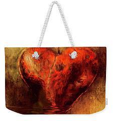Broken Hearted Weekender Tote Bag