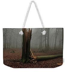 Broken Oak Weekender Tote Bag