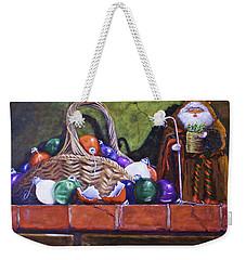 Broken Ornaments Weekender Tote Bag
