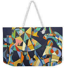Broken Promises  Weekender Tote Bag