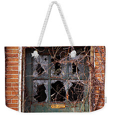 Weekender Tote Bag featuring the photograph Broken Promises  by Lynda Lehmann