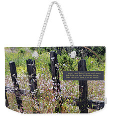 Broken Things Weekender Tote Bag