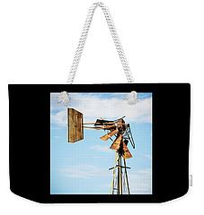 Broken Windmill Weekender Tote Bag