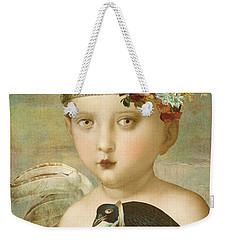 Broken Wing Weekender Tote Bag by Lisa Noneman