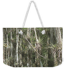 Bromeliads On Trees Weekender Tote Bag