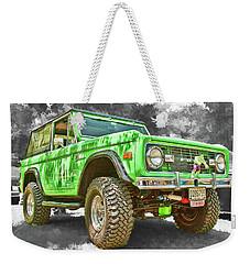 Bronco 1 Weekender Tote Bag
