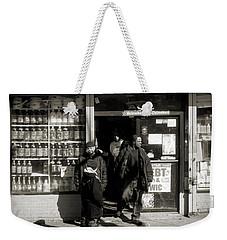 Bronx Scene Weekender Tote Bag by RicardMN Photography