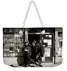 Bronx Scene Weekender Tote Bag