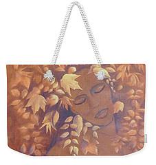 Bronze Beauty Weekender Tote Bag
