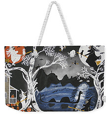 Broom Express Weekender Tote Bag