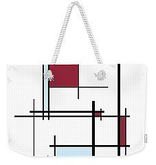 Brother Weekender Tote Bag