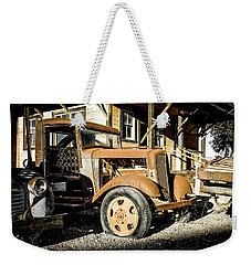 Vintage 1935 Chevrolet Weekender Tote Bag