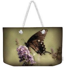 Brown And Beautiful Weekender Tote Bag