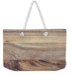 Brown Rubber Wooden Tray Handmade In Asia Weekender Tote Bag by Jingjits Photography
