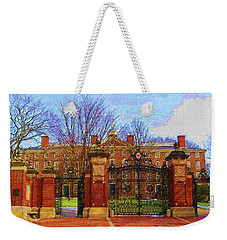 Brown University Weekender Tote Bag