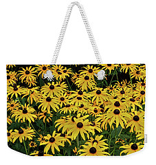 Browneyed Susans Weekender Tote Bag