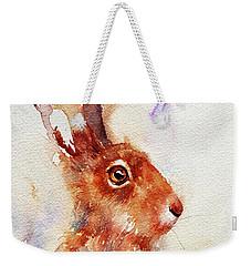 Brownie Bunny Weekender Tote Bag