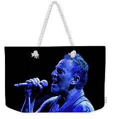 Bruce Springsteen-penn State 4-18-16 Weekender Tote Bag