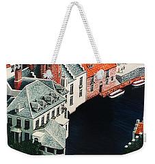 Brudges, Belgium Weekender Tote Bag