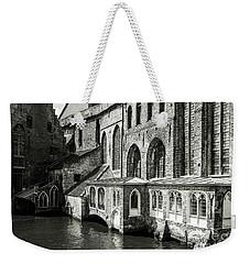 Bruges Medieval Architecture Weekender Tote Bag