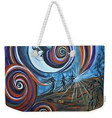 Bruja Luna Weekender Tote Bag